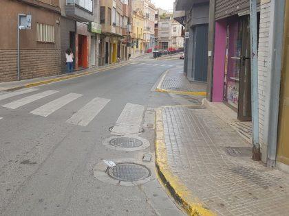 L'Ajuntament de l'Alcora adequarà 20 passos de vianants per millorar l'accessibilitat