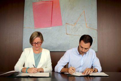 La Generalitat i l'Ajuntament d'Onda signen el conveni que permetrà la regeneració del Centre Històric i la rehabilitació de 104 habitatges