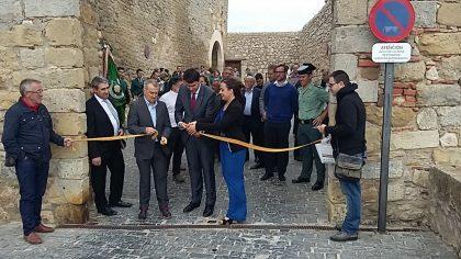 La 761 Fira de Morella queda inaugurada