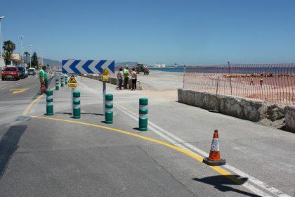 Costes reprèn els treballs de regeneració a Almassora amb l'avaluació de l'estat de les graves aportades