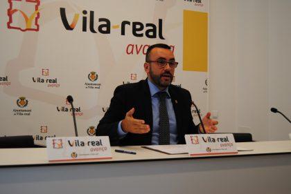 Vila-real aplica un pla d'ajust pressupostari que permetrà estalviar 550.000 euros per a fer front a despeses