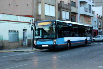 L'autobús d'Almassora i Borriana fins a la UJI transporta a 3.800 viatgers en el seu primer mes de servei