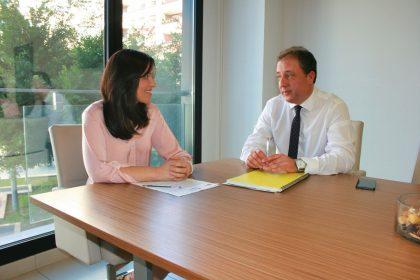 Almassora redueix a la meitat el deute de 2014 després d'amortitzar un milió d'euros este mes