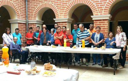 El Mucbe agraeix la tasca dels usuaris de la Residència Sant Francesc de Benicarló