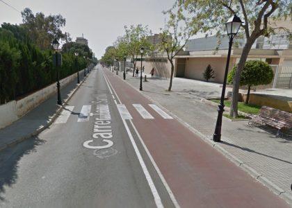 Benicàssim aprova el projecte bàsic de remodelació del carrer Torre Sant Vicent com a demostrador ambiental d'ús ceràmic