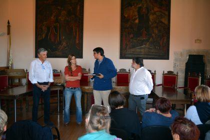 Morella rep als Pobles més Bonics de Valònia