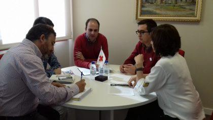 La Diputació conjumina esforços amb Creu Vermella Joventut per formar en primers auxilis a prop de 300 joves castellonencs