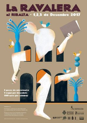 La Ravalera s'instal·la a l'Institut Ribalta de Castelló per a celebrar el seu centenari