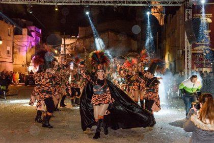 La Regidoria de Festes d'Alcalà-Alcossebre obre el termini de candidatures pel Rei o Reina del Carnaval 2018