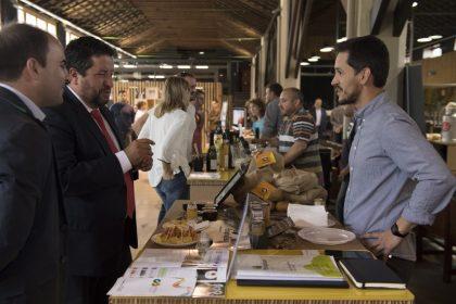 La Diputació fomenta el consum de productes autòctons a través dels I Tastos Maridats de Castelló Ruta de Sabor