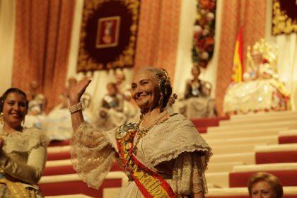 El 75é aniversari de la Junta Local Fallera de Borriana en imatges