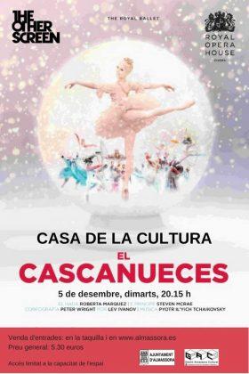 El ballet de Londres uneix a l'alumnat de la UNED Sènior provincial a Almassora