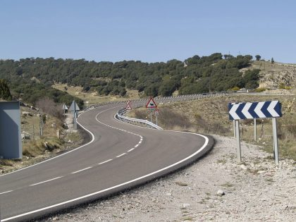 El BOE ha publicat avui la licitació d'actualització del projecte de la N-232 del tram Masia de la Torreta-Morella Sud a Morella