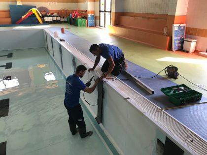 Noves actuacions de millora a la piscina municipal de Nules