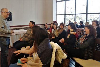 """L'última sessió dels """"Desdejunis al Comerç"""" de Borriana tanca la campanya comercial amb molt bona nota"""