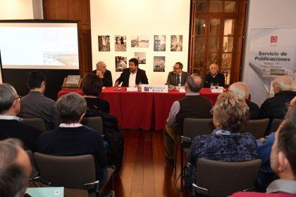 """Moliner presenta el llibre de Manuel Vicent i Joan Antoni Vicent com """"un autèntic tribut a la província de Castelló"""""""