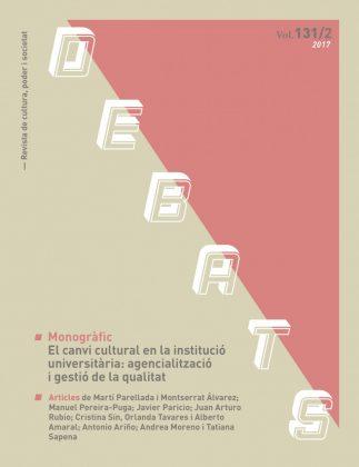 La revista Debats analitza la internacionalització de les universitats espanyoles