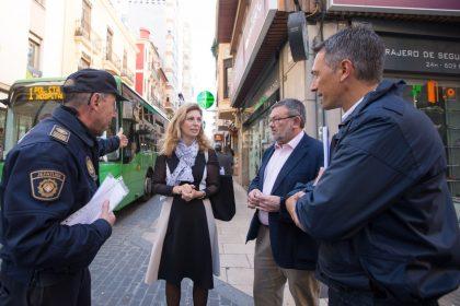 Marco impulsa en la FEMP la creació d'una ordenança municipal d'esdeveniments a Castelló