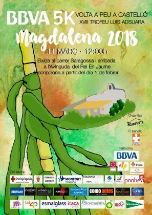 Recta final per a participar en la XVIII Volta a Peu a la Ciutat de Castelló