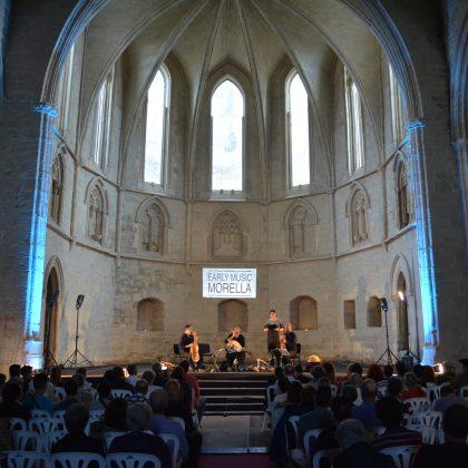L'Early Music Morella transportarà la ciutat a l'època medieval per setena volta