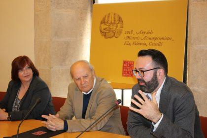 La Capella i l'Escolania del Misteri d'Elx oferirà un concert a València dins de l'Any Assumpcionista organitzat per l'AVL