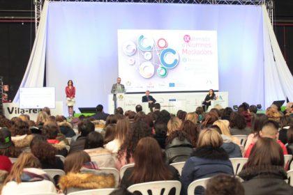 La IX Jornada d'Alumnes Mediadors consolida a Vila-real com a referent en mediació escolar en l'àmbit europeu