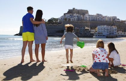 En marxa el Club de Producte turístic Peníscola Familiar
