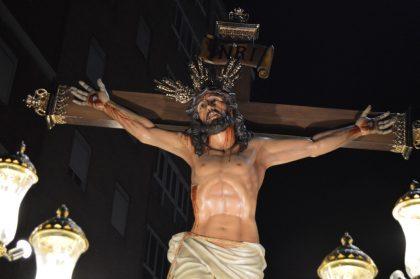 Les millors imatges de la processó del Sant Sepulcre a Borriana