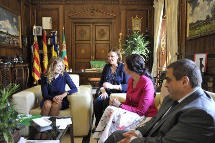 Castelló avança en les relacions bilaterals amb Târgovişte amb nous acords polítics, econòmics i culturals