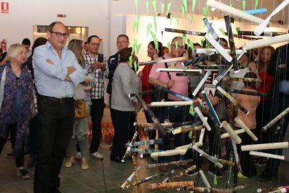 Onda celebra el Dia Internacional dels Museus amb l'alumnat de l'IES Serra d'Espadà