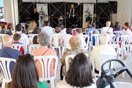 Comença a Onda l'edició 33 de la Fira del Llibre amb multitud d'expositors i activitats