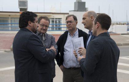 La Diputació invertirà 50.000€ en la renovació del sanejament de les Fonts d'Alcossebre per a evitar abocaments en la zona