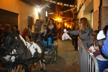 La Matxà de Sant Antoni serà un dels pilars de l'oferta turística familiar d'Almassora