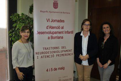 L'ADI presenta les seues VI Jornades dedicades als Trastorns del Neurodesenvolupament i l'Atenció Primerenca a Borriana