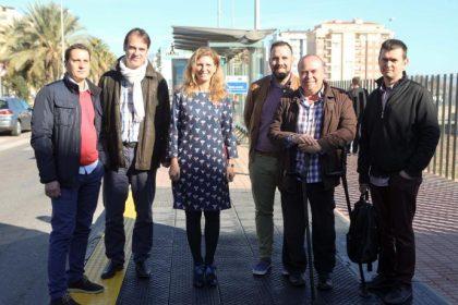 Castelló adjudica per 211.000 euros la millora d'accessibilitat en 17 parades d'autobús
