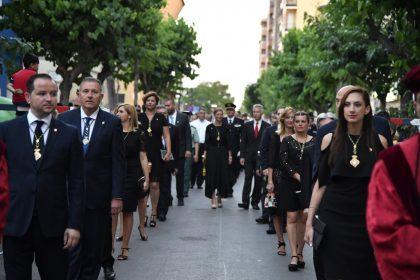 """La Diputació de Castelló sent un """"menyspreu institucional"""" en la processó de Sant Pere de Castelló"""