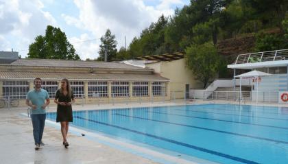 La piscina d'estiu de Sant Josep obri l'1 de juliol a la Vall d'Uixò