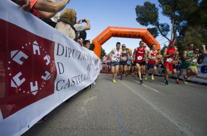 La Diputació reforça Castelló com a escenari esportiu amb una línia d'ajudes que permetrà organitzar 120 grans esdeveniments