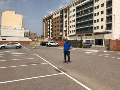 Urbanisme habilita un pàrquing gratuït amb 110 places en els antics tallers del port al Grau de Castelló