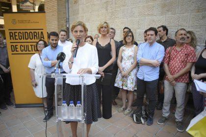 """Marco afirma que """"Castelló tenia un deute moral amb les víctimes del franquisme i l'estem començant a pagar"""""""