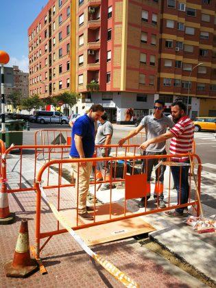Castelló consolida la brigada especialitzada en accessibilitat urbana