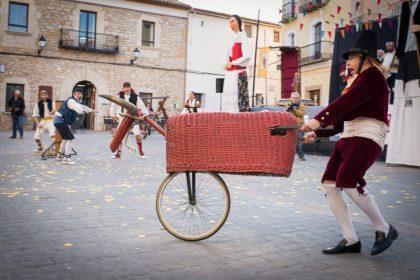 La Diputació portarà demà a Rossell la seua Campanya d'Impuls de la Cultura Tradicional amb Xarxa Teatre i la seua 'Dolçainer de Tales'