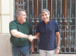 Dimiteix el regidor Santi Zorio de l'Ajuntament de Borriana