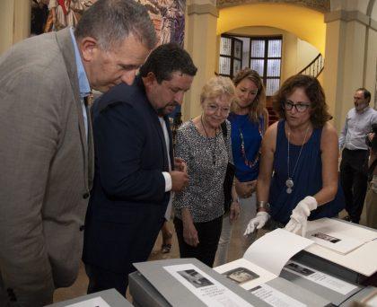 La Diputació preservarà el llegat de Matilde Salvador que li ha donat la seua família per a acostar-ho als castellonencs