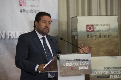 El president Moliner inaugurarà els Desdejunis del Real Casino Antic de Castelló dilluns que ve dia 15