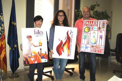 Es convoca el concurs de cartells per a les Falles de 2019 a Borriana
