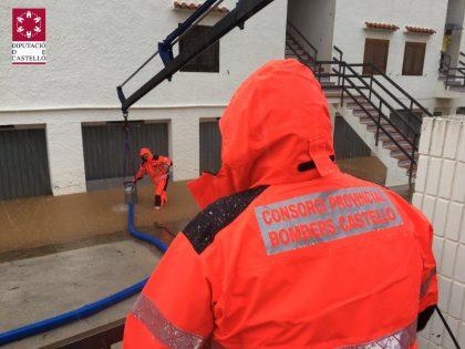 Realitzen 21 rescats de conductors entre Vinaròs i Benicarló