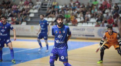 El Bisontes s'enfronta avui al Rivas Futsal en Grapa