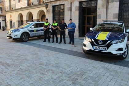 Nules continua renovant la flota de vehicles de la policia local