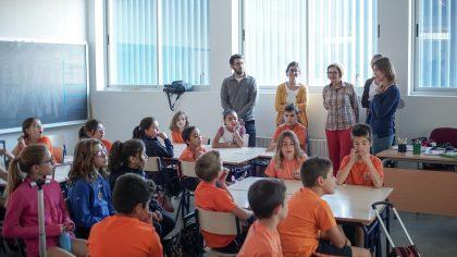 Igualtat i Isonomia porten l'educació en igualtat als col·legis de Vila-real amb els tallers #SenseEtiquetes